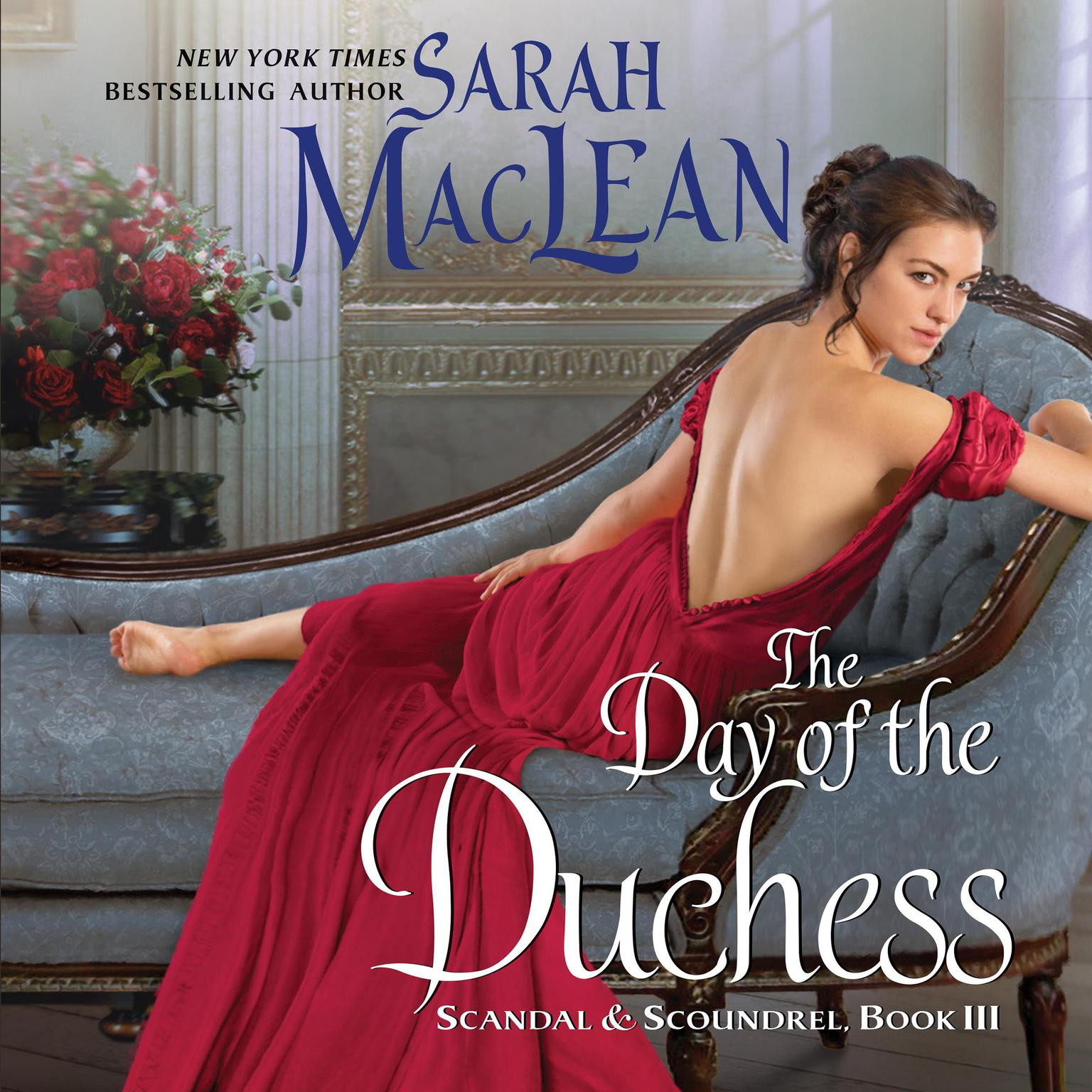 Printable The Day of the Duchess: Scandal & Scoundrel, Book III Audiobook Cover Art