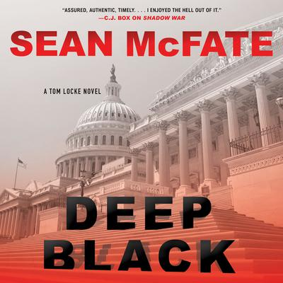 Deep Black: A Tom Locke Novel Audiobook, by Sean McFate