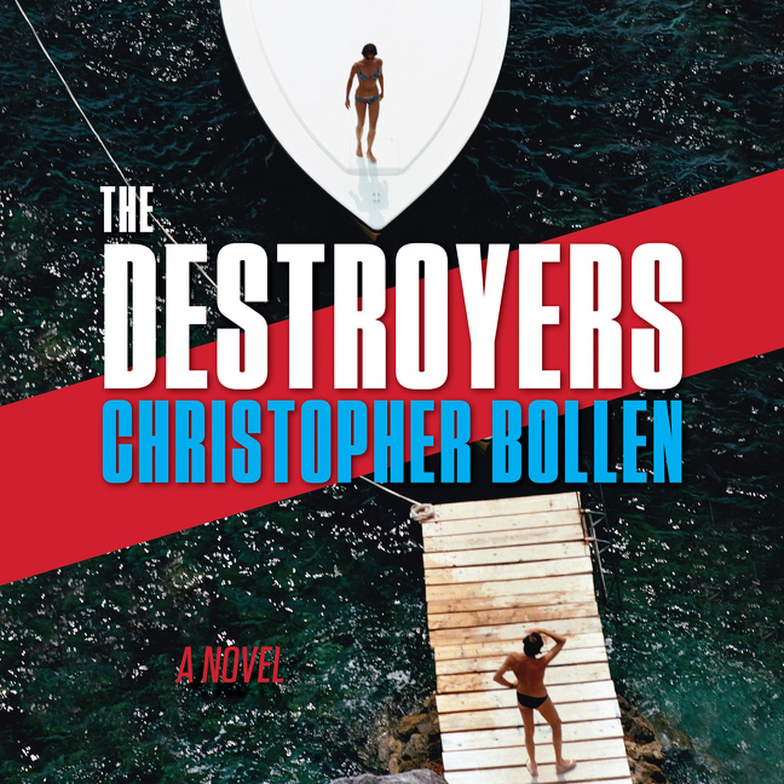 Printable The Destroyers: A Novel Audiobook Cover Art