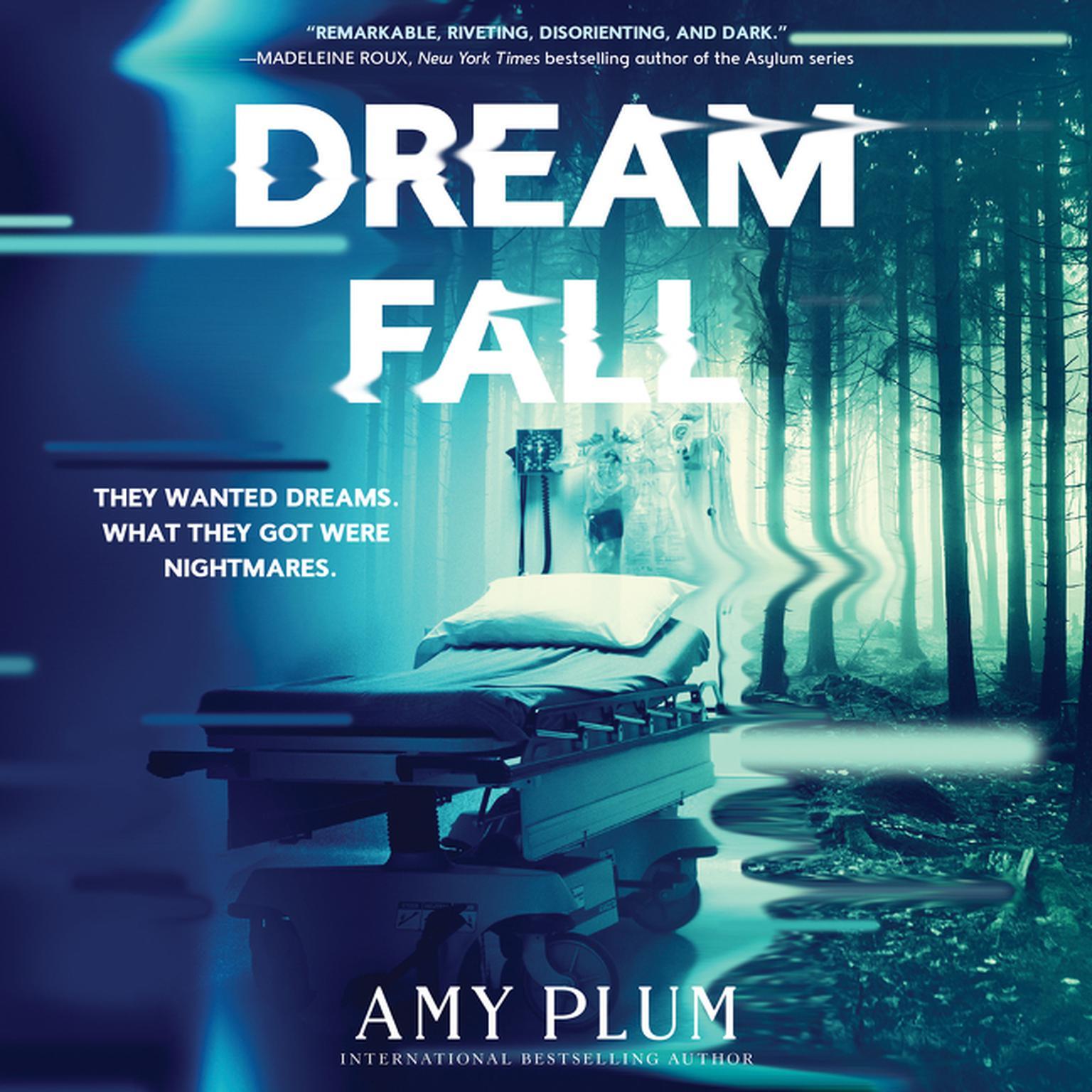 Printable Dreamfall Audiobook Cover Art