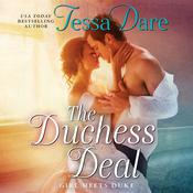 The Duchess Deal Audiobook, by Tessa Dare