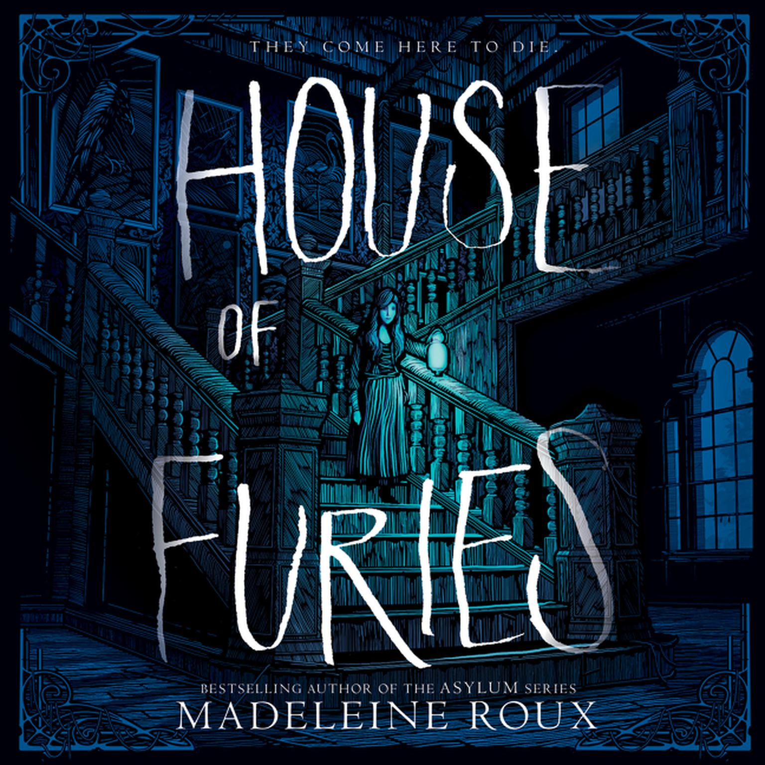 Printable House of Furies Audiobook Cover Art