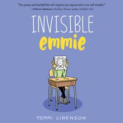 Invisible Emmie Audiobook, by Terri Libenson