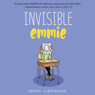 Invisible Emmie Audiobook, by