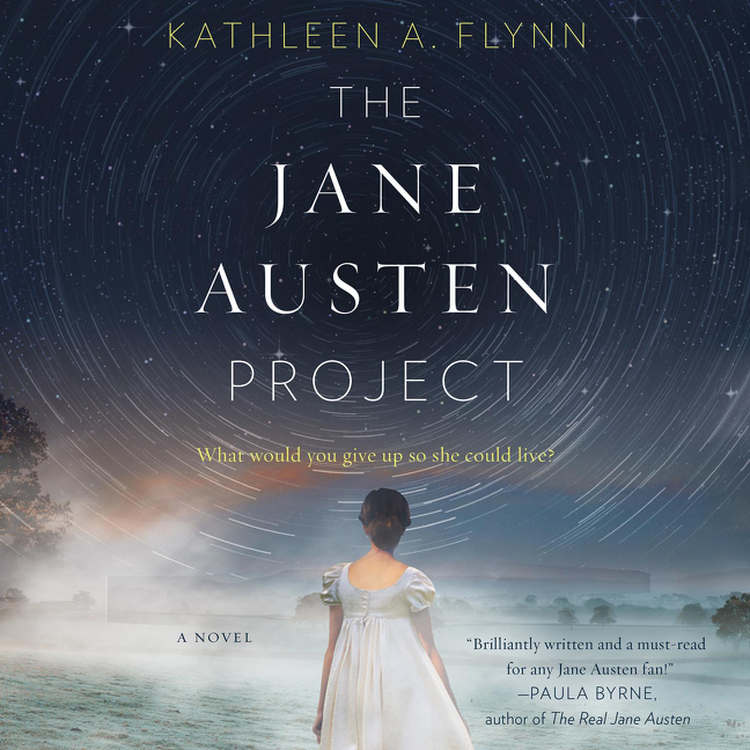 Printable The Jane Austen Project: A Novel Audiobook Cover Art