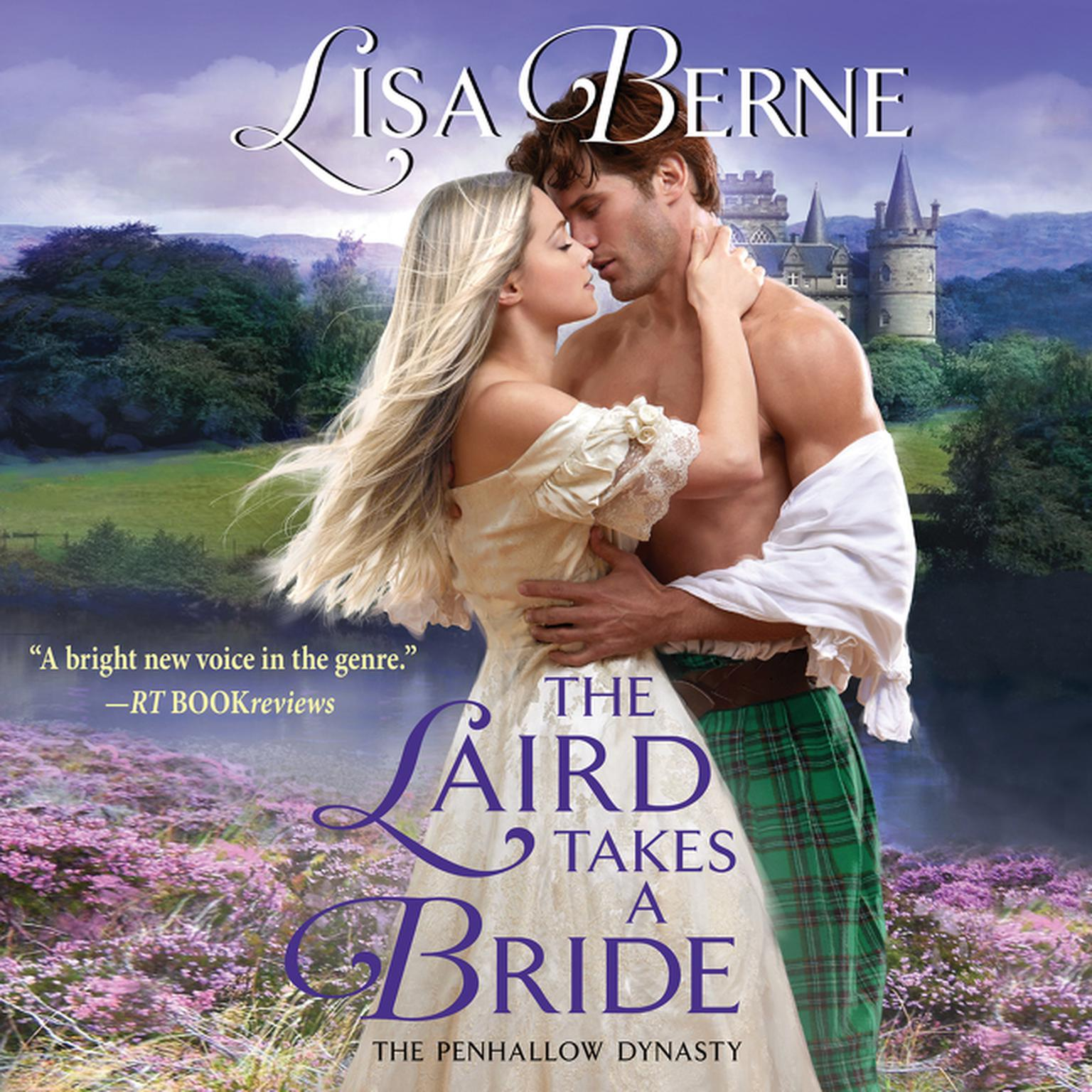 Printable The Laird Takes a Bride: The Penhallow Dynasty Audiobook Cover Art