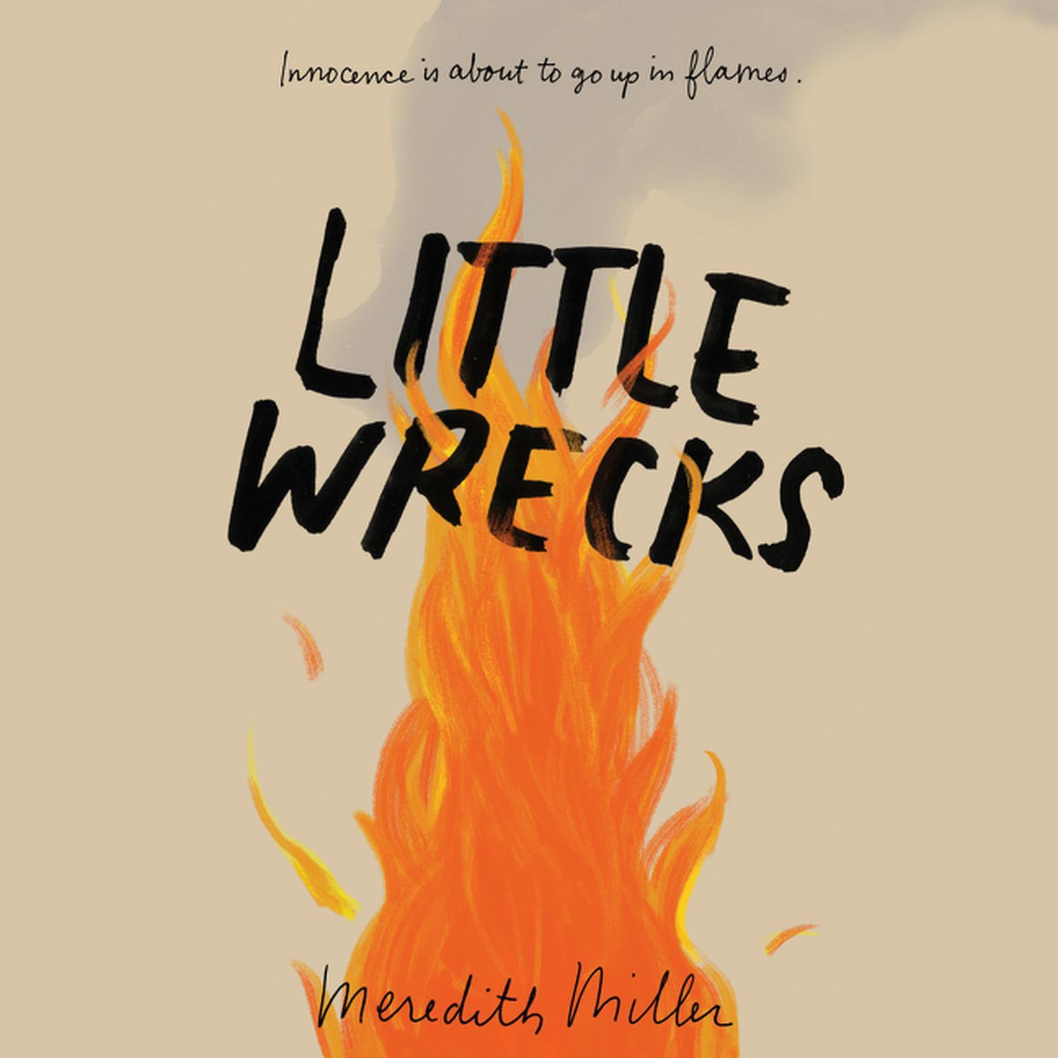 Printable Little Wrecks Audiobook Cover Art