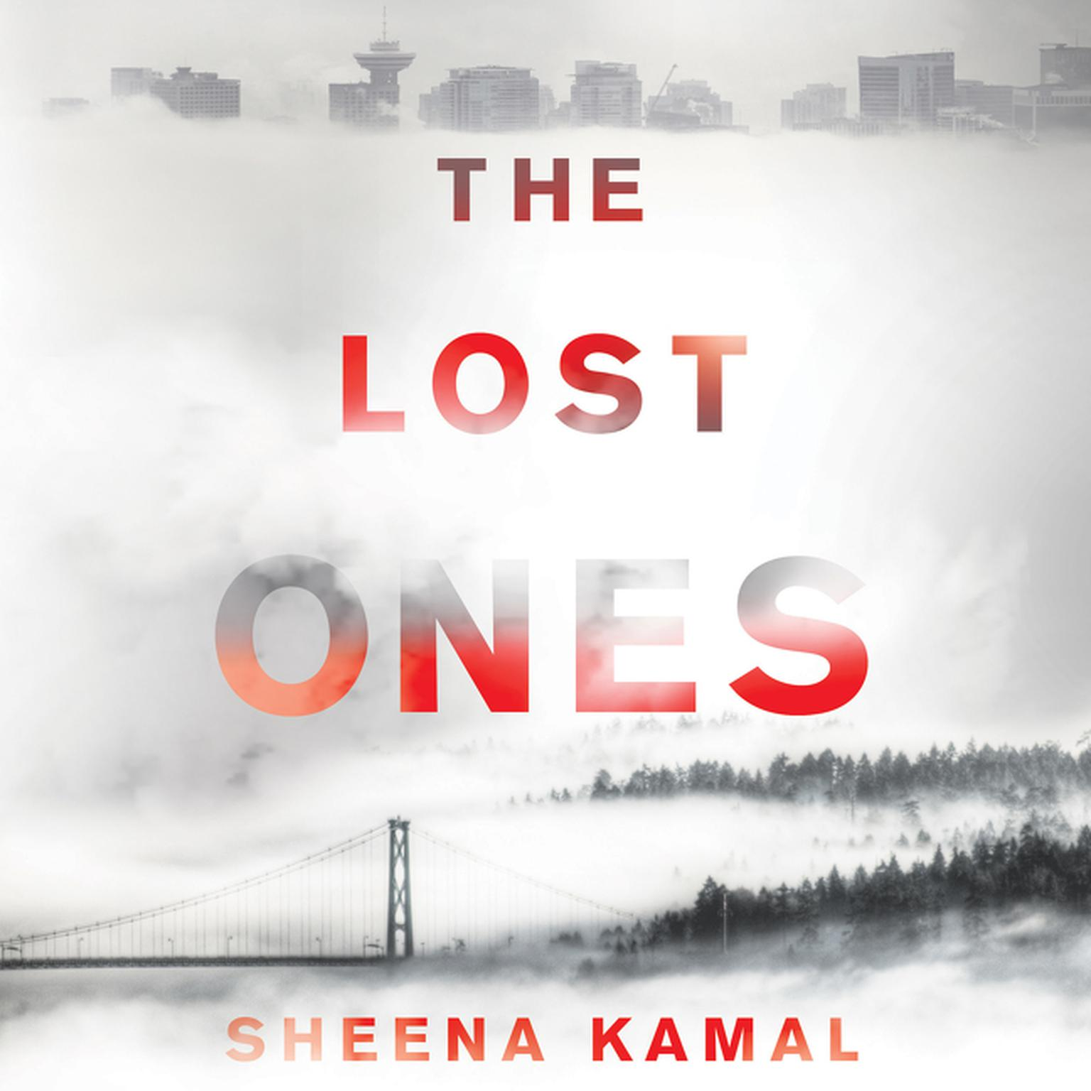 Printable The Lost Ones: A Novel Audiobook Cover Art