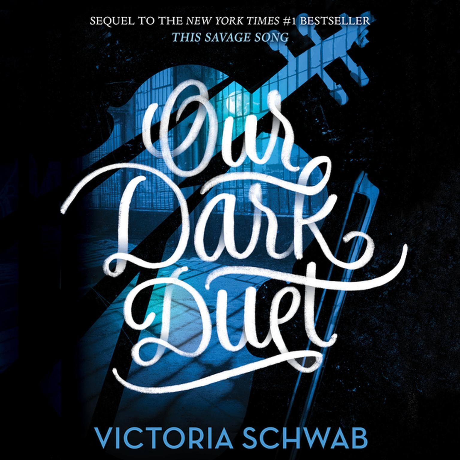 Printable Our Dark Duet Audiobook Cover Art