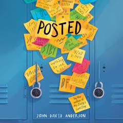 Posted Audiobook, by John David Anderson