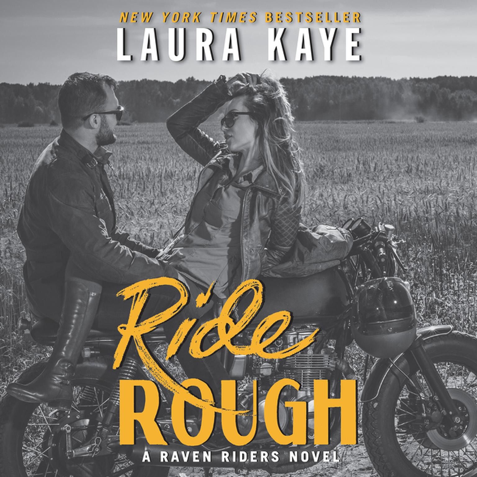 Printable Ride Rough: A Raven Riders Novel Audiobook Cover Art