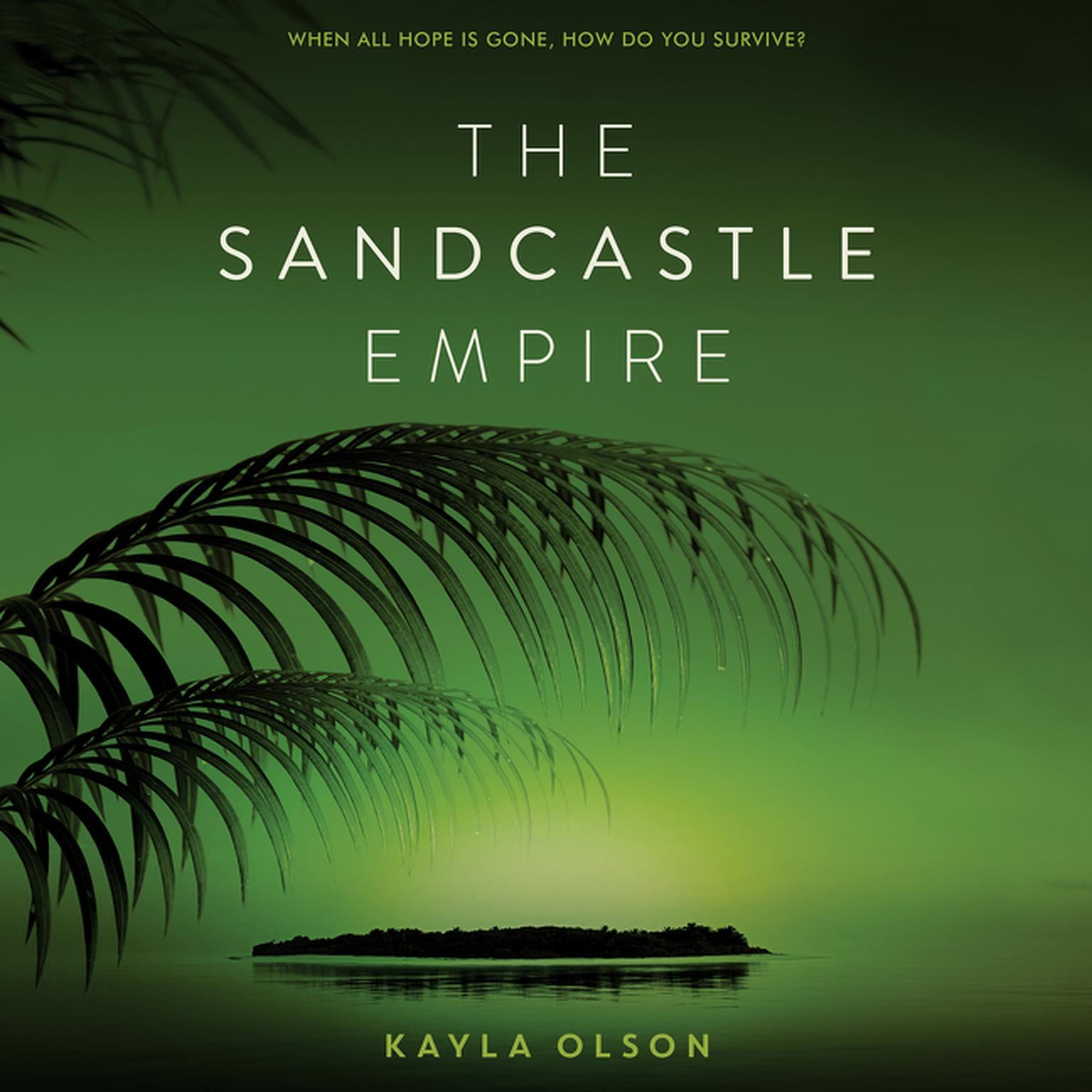 Printable The Sandcastle Empire Audiobook Cover Art