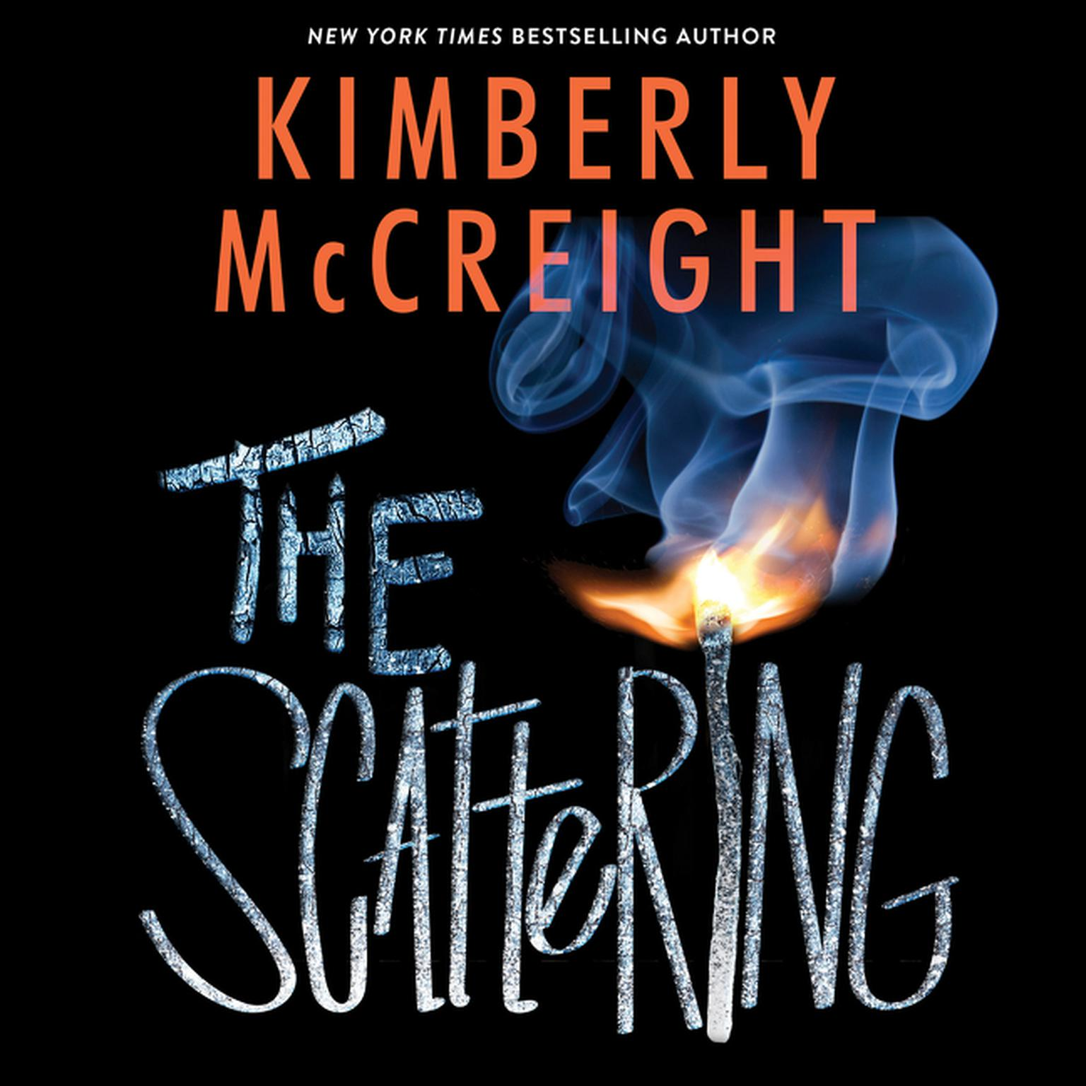 Printable The Scattering Audiobook Cover Art