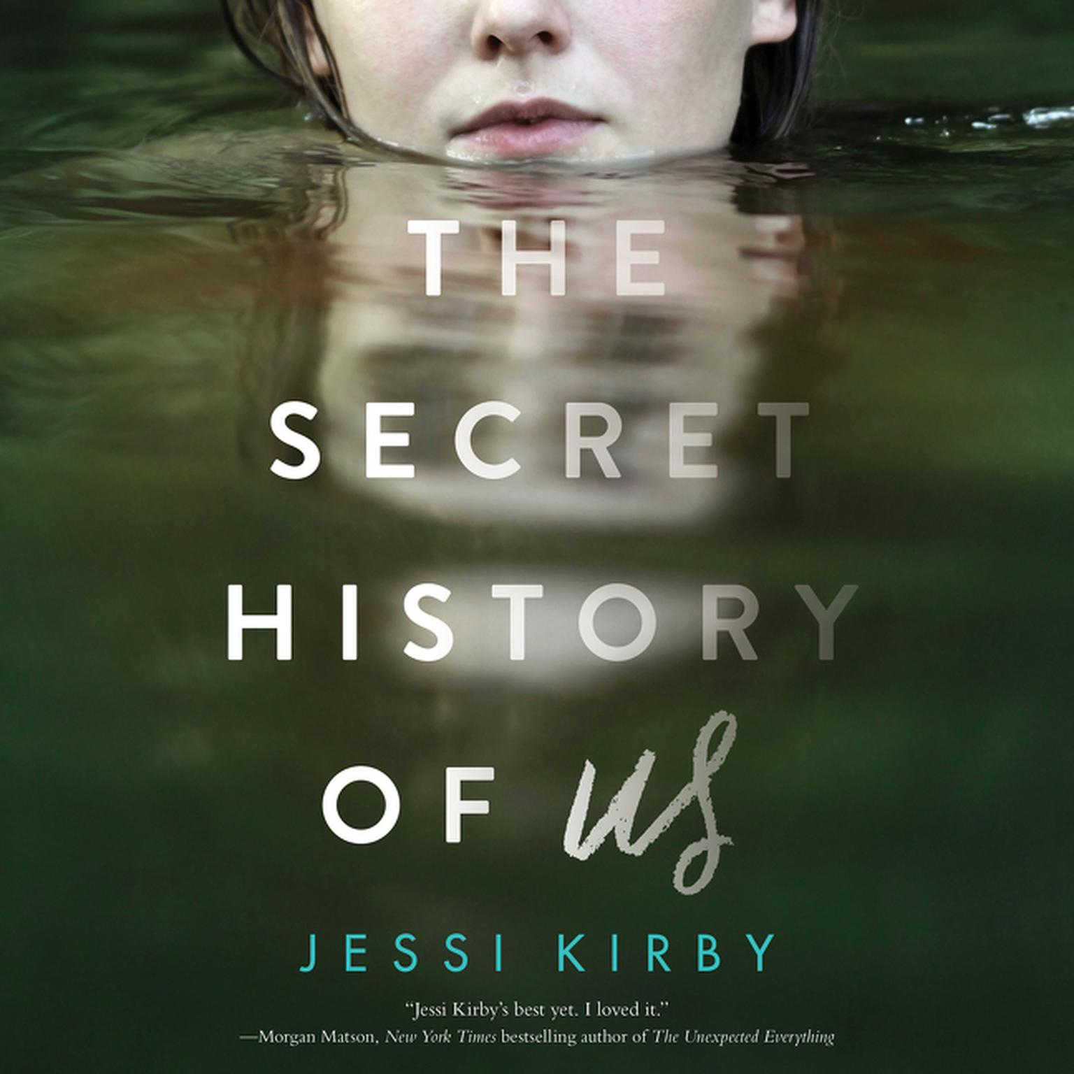 Printable The Secret History of Us Audiobook Cover Art