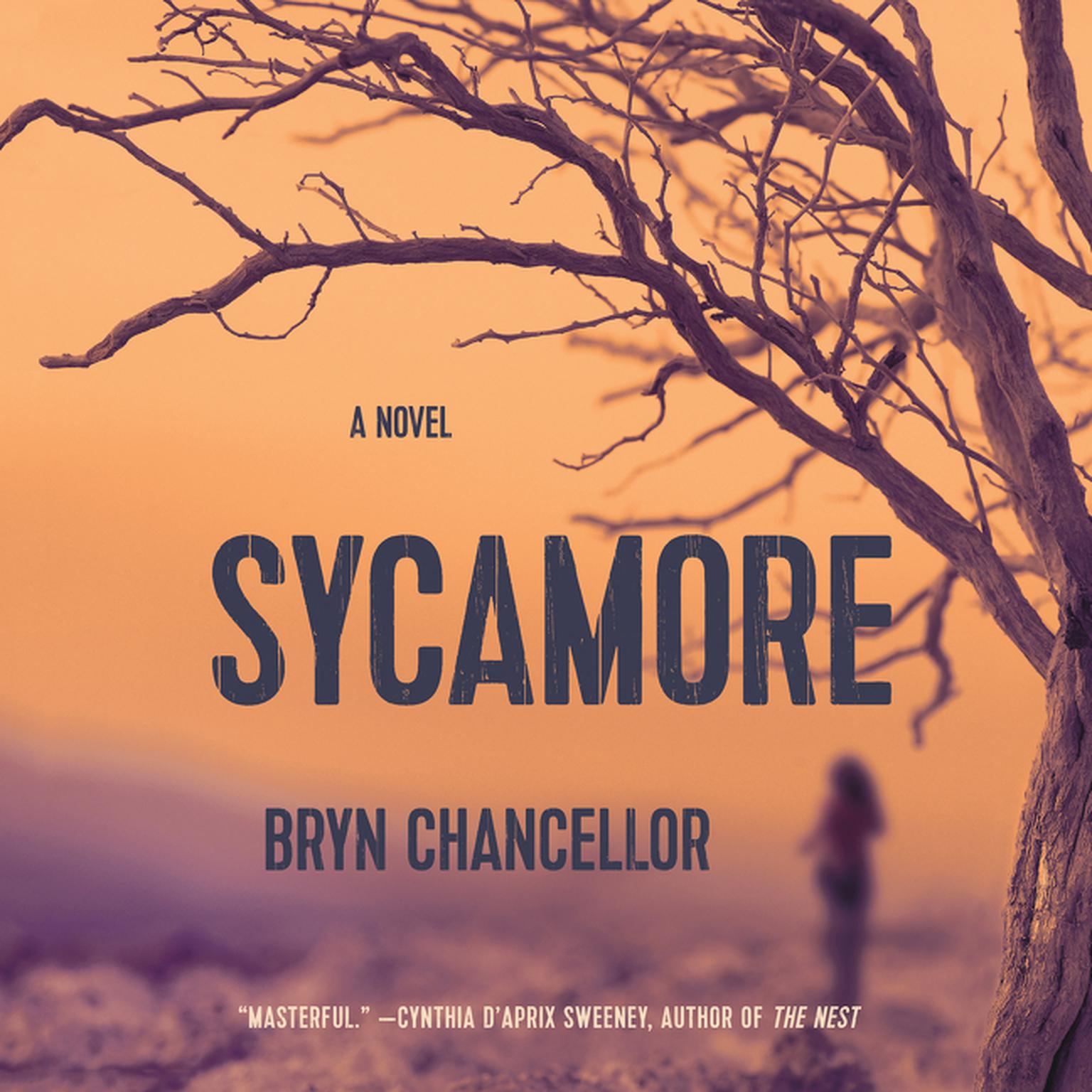 Printable Sycamore: A Novel Audiobook Cover Art
