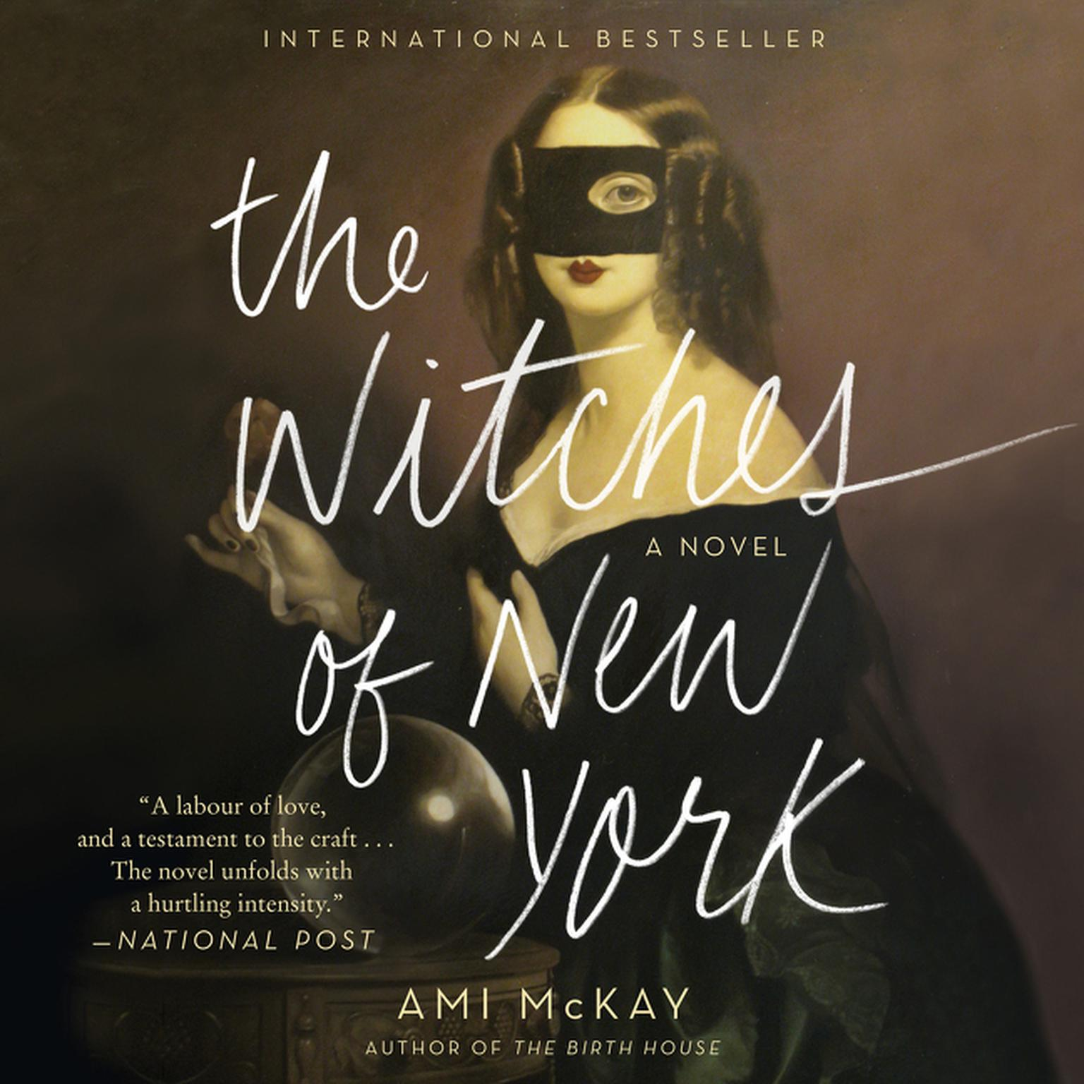 Printable The Witches of New York: A Novel Audiobook Cover Art