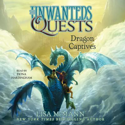 Dragon Captives Audiobook, by Lisa McMann