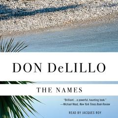 The Names Audiobook, by Don DeLillo