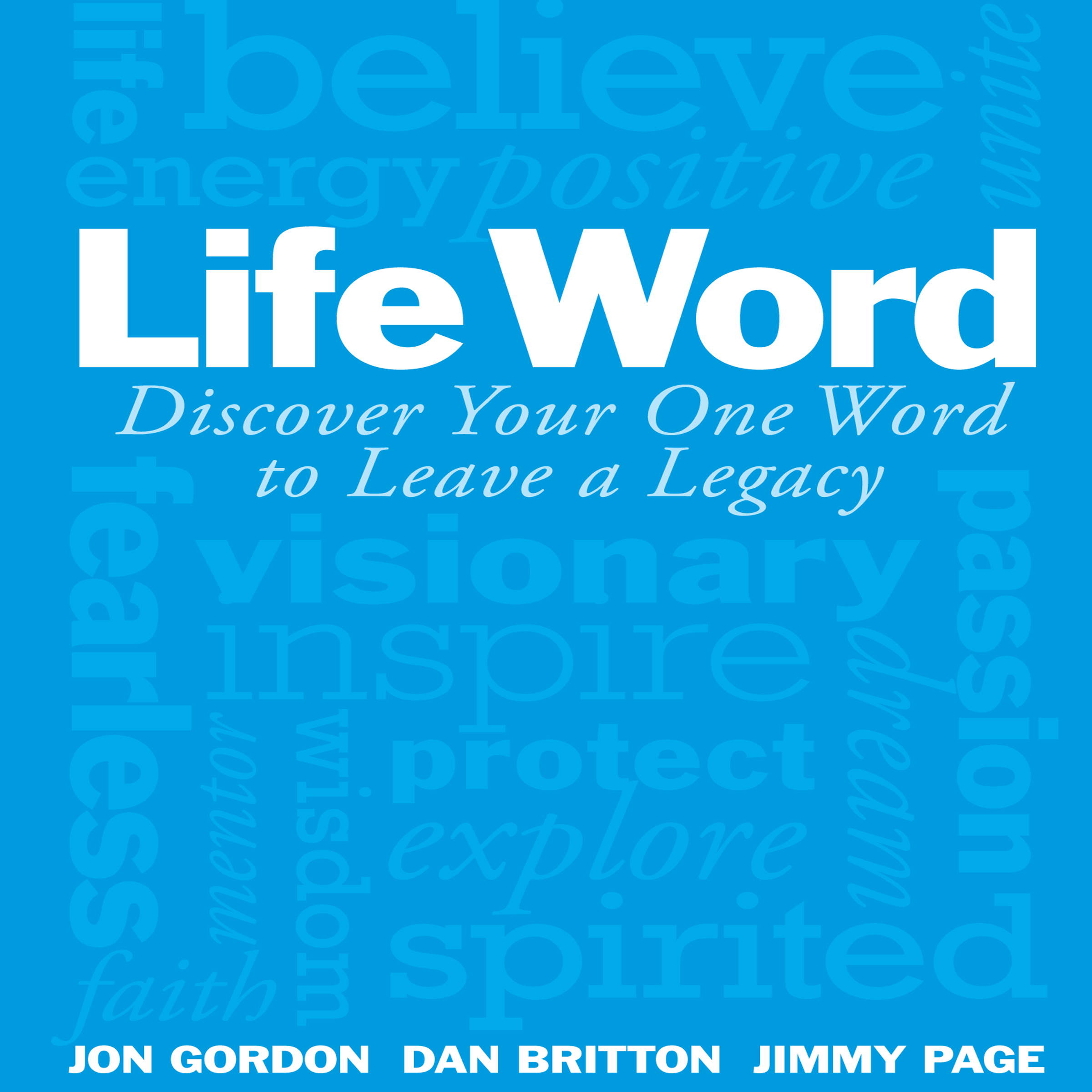 Printable Life Word: Discover Your One Word to Leave a Legacy Audiobook Cover Art