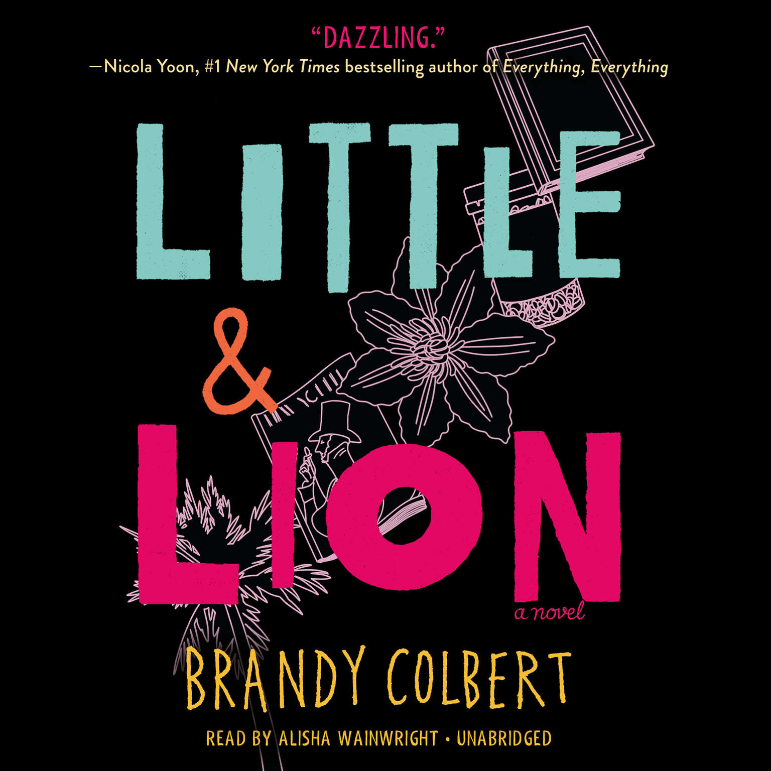 Little & Lion Audiobook, by Brandy Colbert
