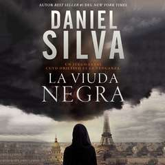 La viuda negra: Un juego letal cuyo objetivo es la venganza Audiobook, by Daniel Silva