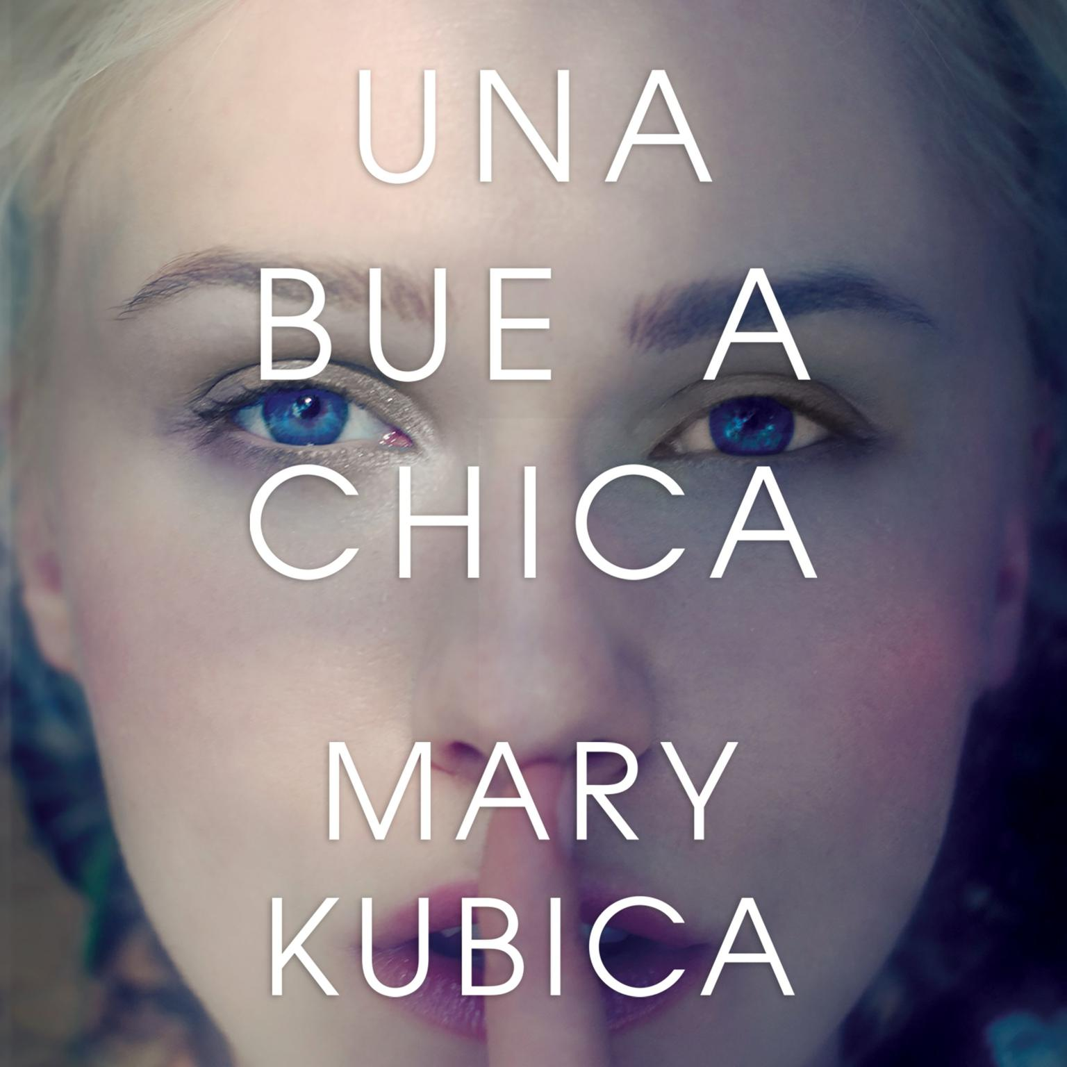 Printable Una buena chica Audiobook Cover Art