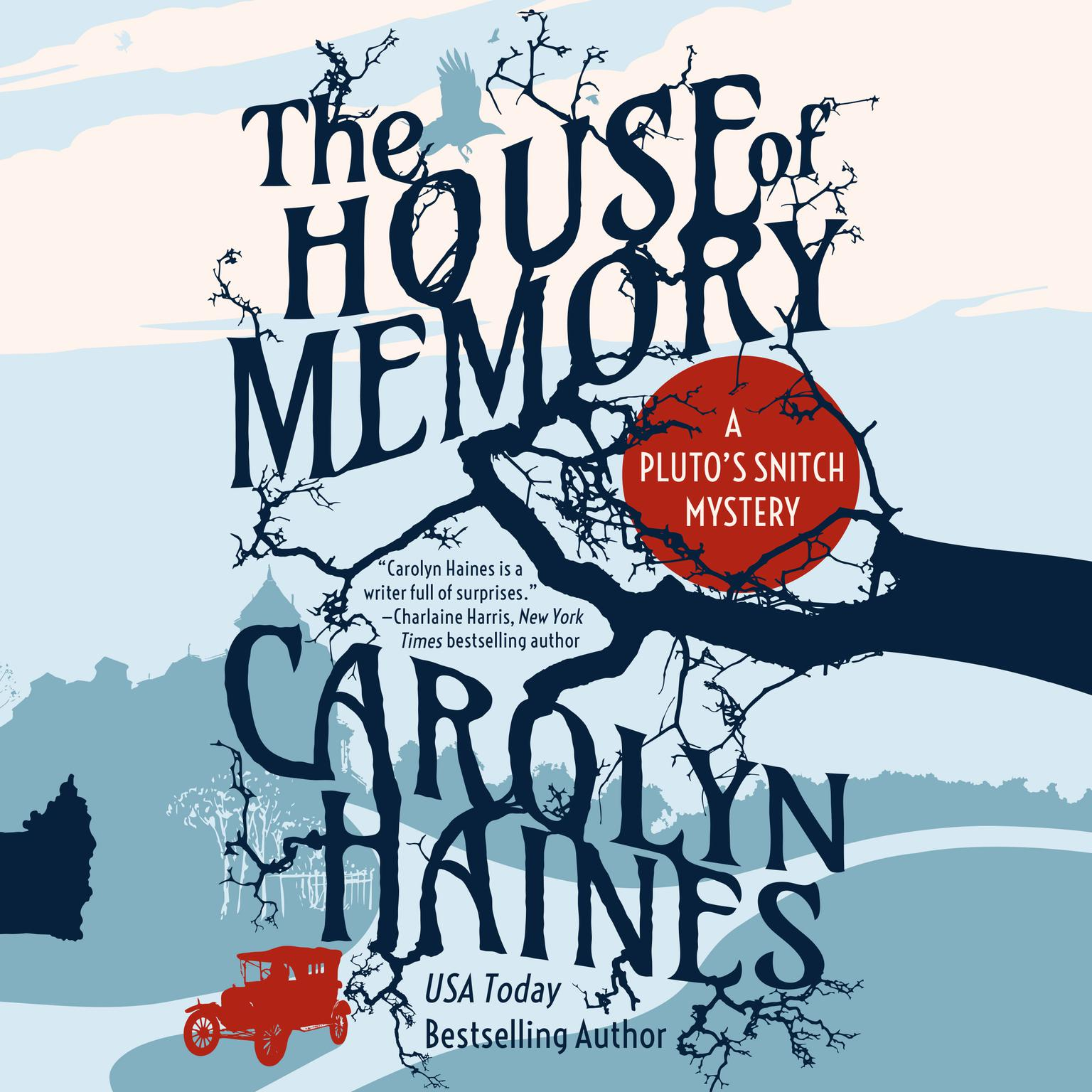 Printable The House of Memory Audiobook Cover Art