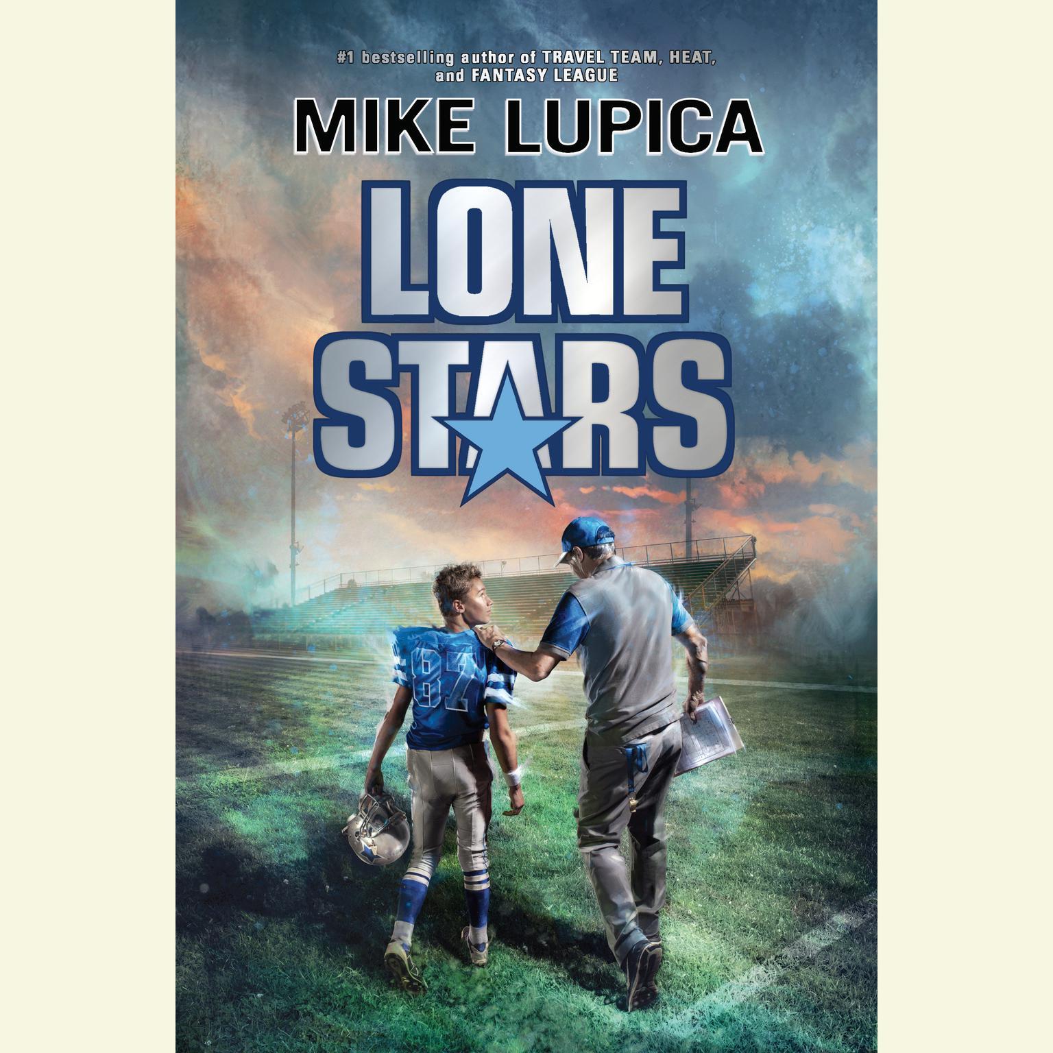 Printable Lone Stars Audiobook Cover Art