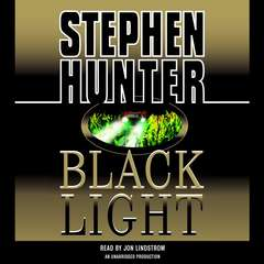 Black Light Audiobook, by Stephen Hunter