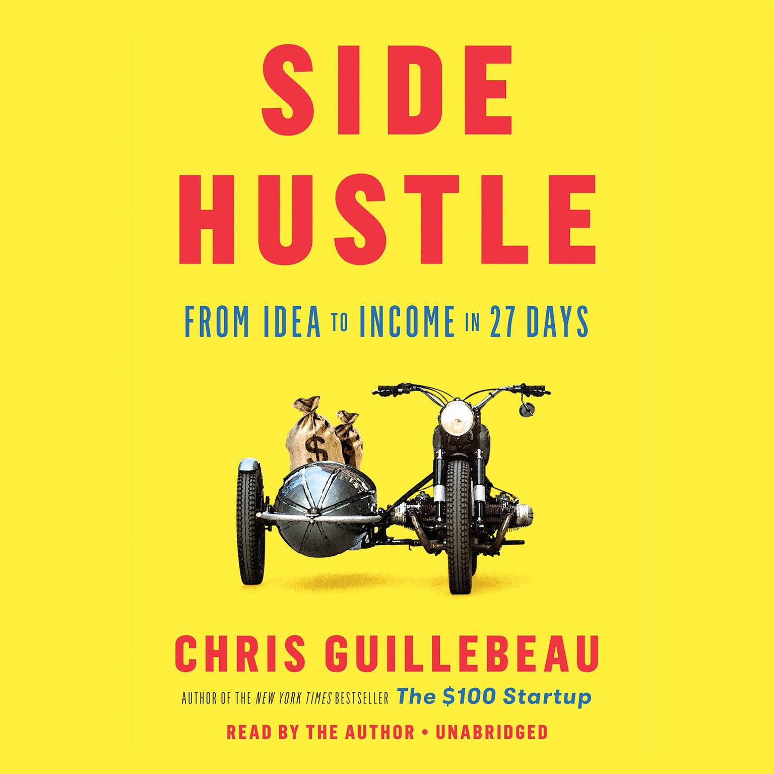 Printable Side Hustle: From Idea to Income in 27 Days Audiobook Cover Art