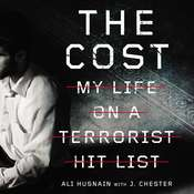 The Cost: My Life on a Terrorist Hit List Audiobook, by Ali Husnain