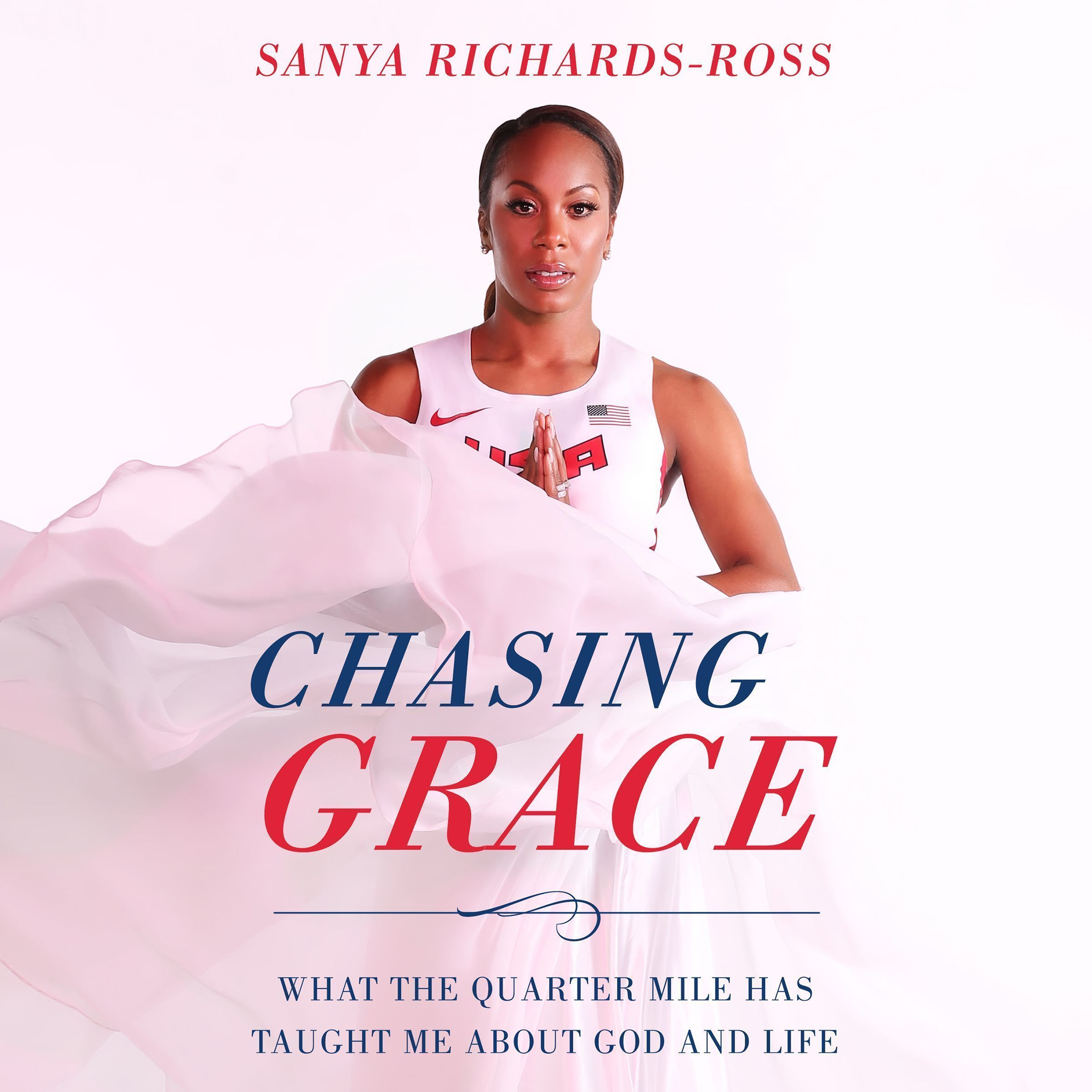 Printable Chasing Grace: What the Quarter Mile Has Taught Me about God and Life Audiobook Cover Art