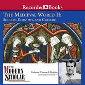 The Medieval World II: Society, Economy, and Culture Audiobook, by Thomas F. Madden