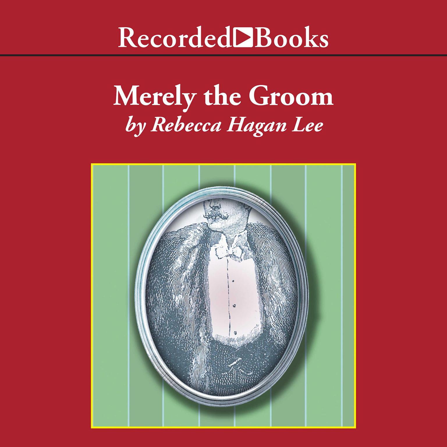 Printable Merely the Groom Audiobook Cover Art