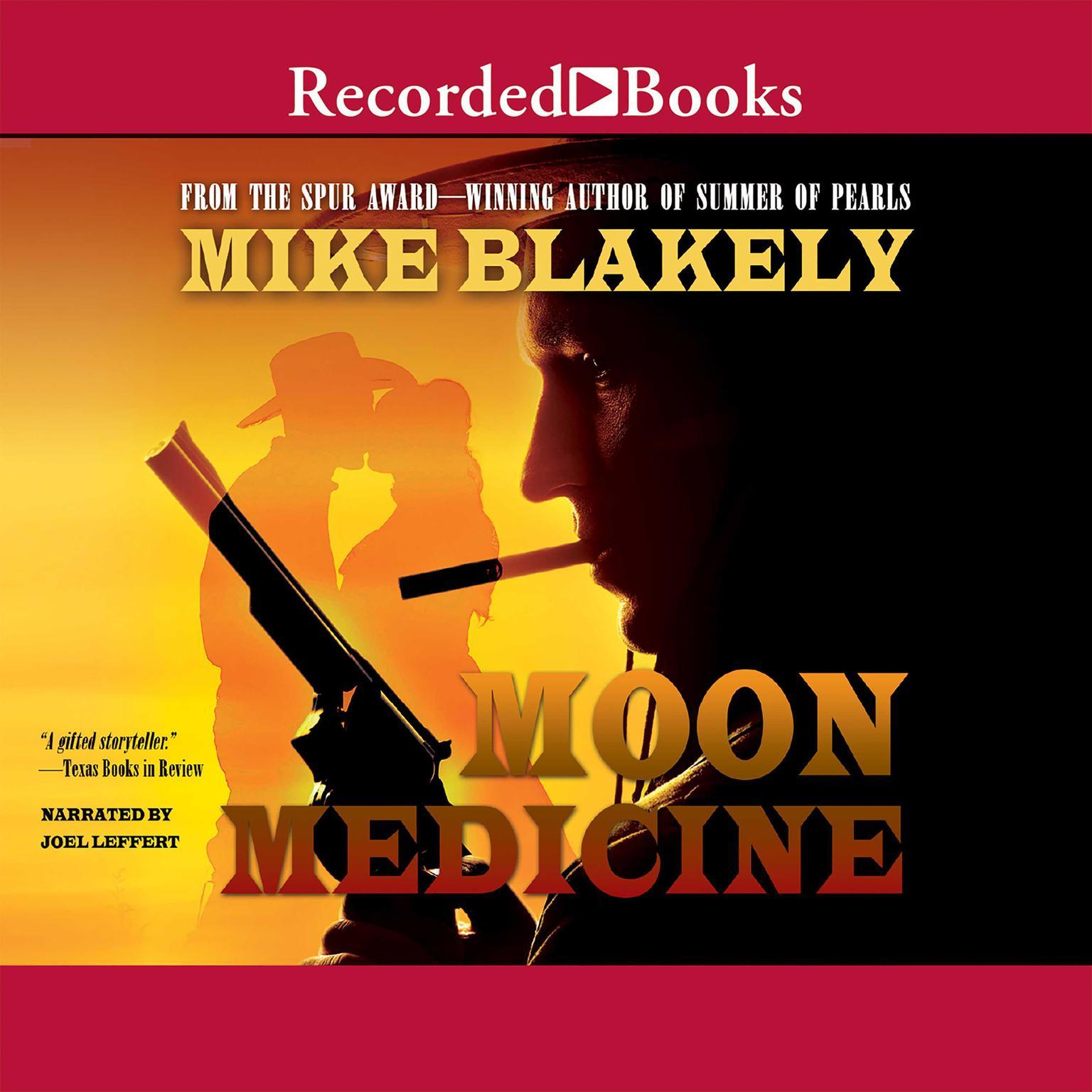 Printable Moon Medicine Audiobook Cover Art