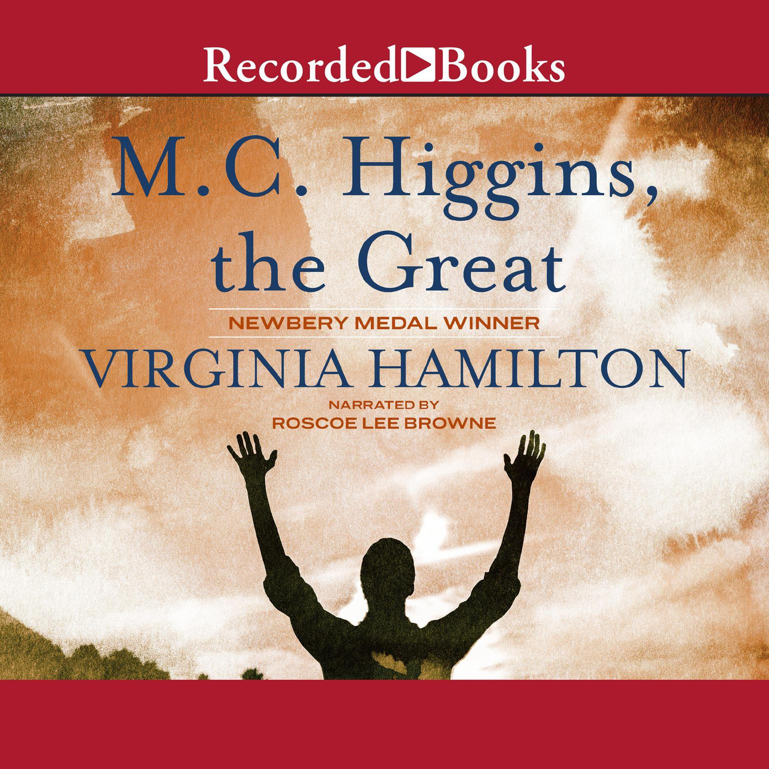 Printable M.C. Higgins, the Great Audiobook Cover Art
