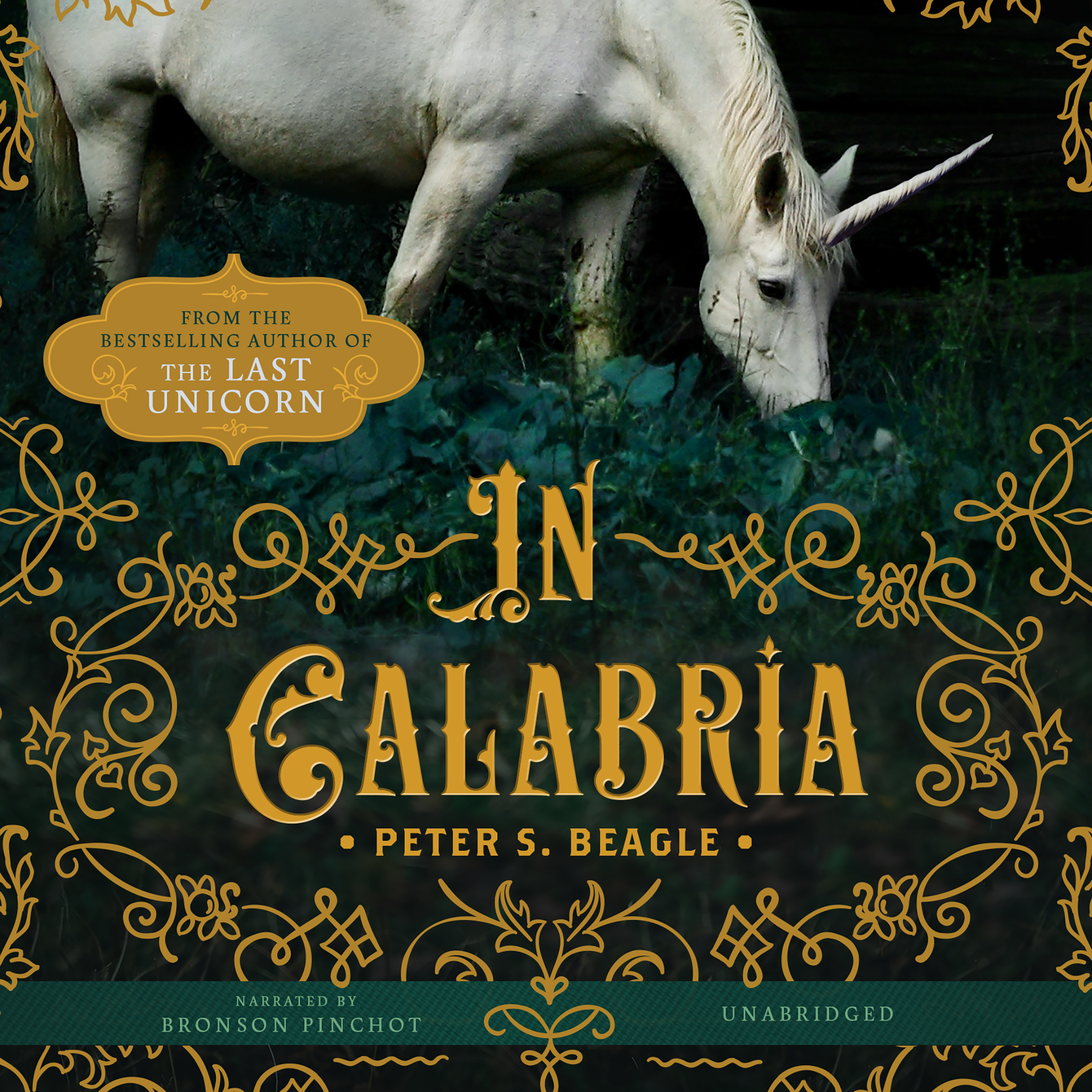 Printable In Calabria Audiobook Cover Art