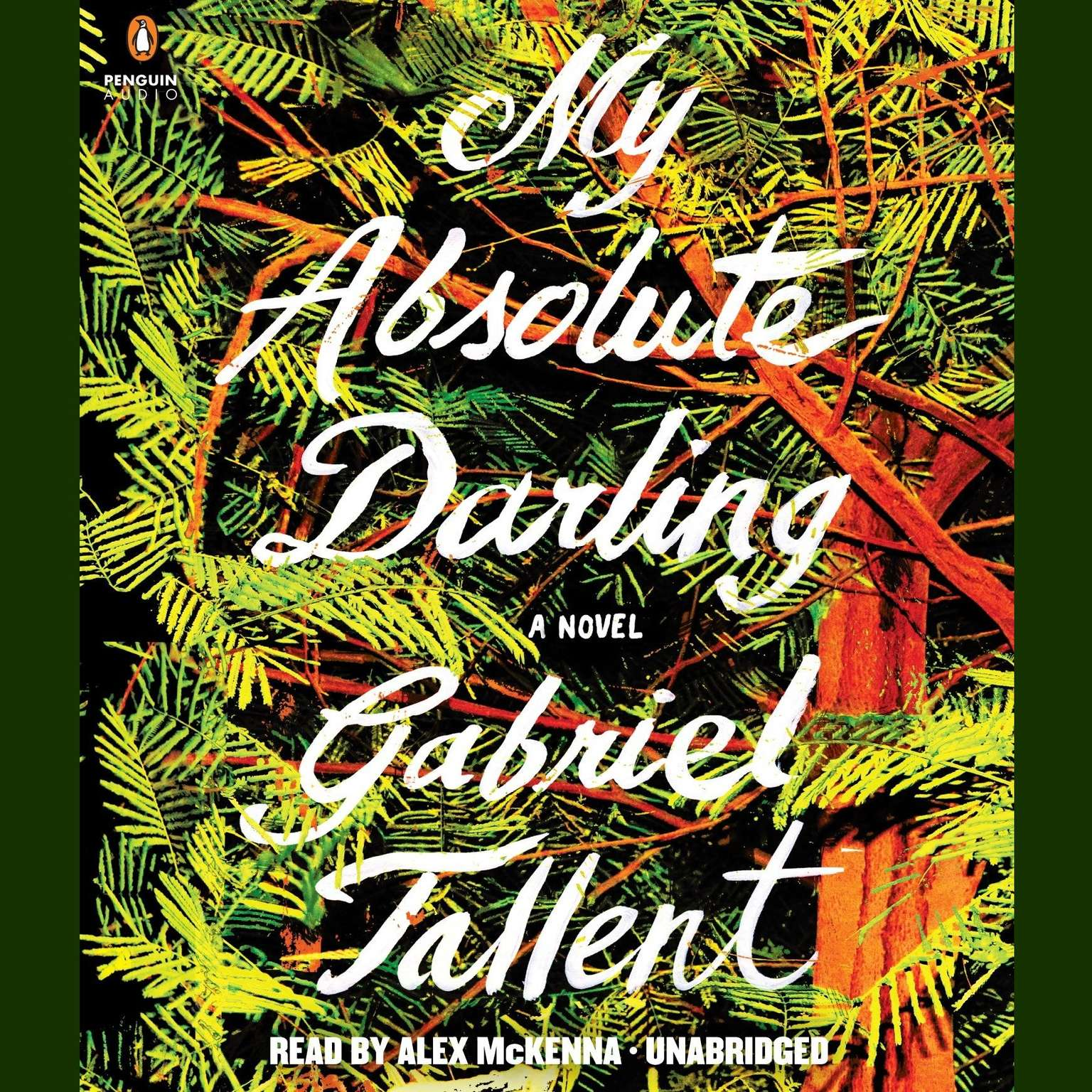 Printable My Absolute Darling: A Novel Audiobook Cover Art