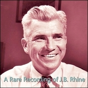 A Rare Recording of J.B. Rhine Audiobook, by J.B. Rhine