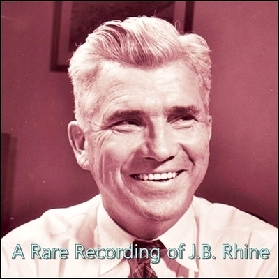 A Rare Recording of J.B. Rhine Audiobook, by J.B. Rhine