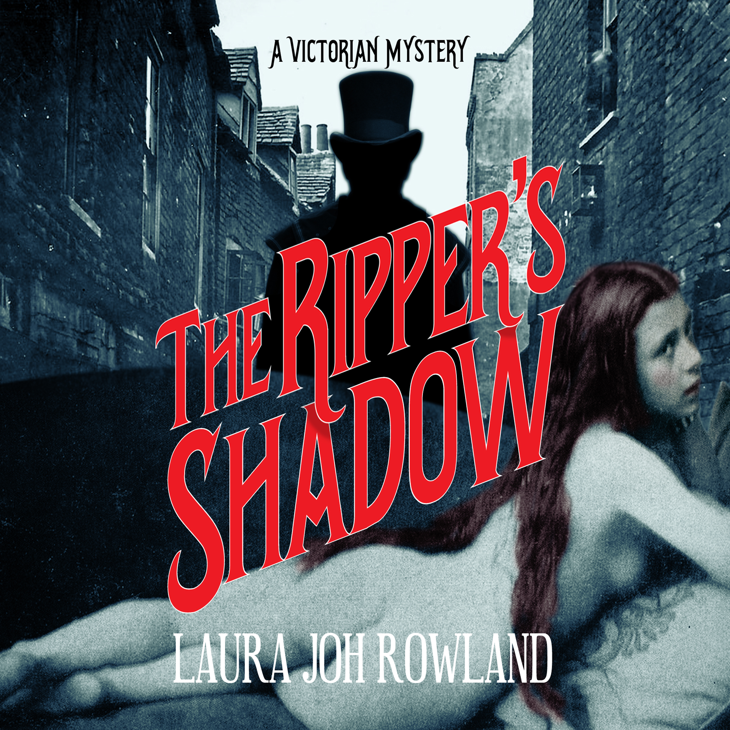Printable The Ripper's Shadow: A Victorian Mystery Audiobook Cover Art