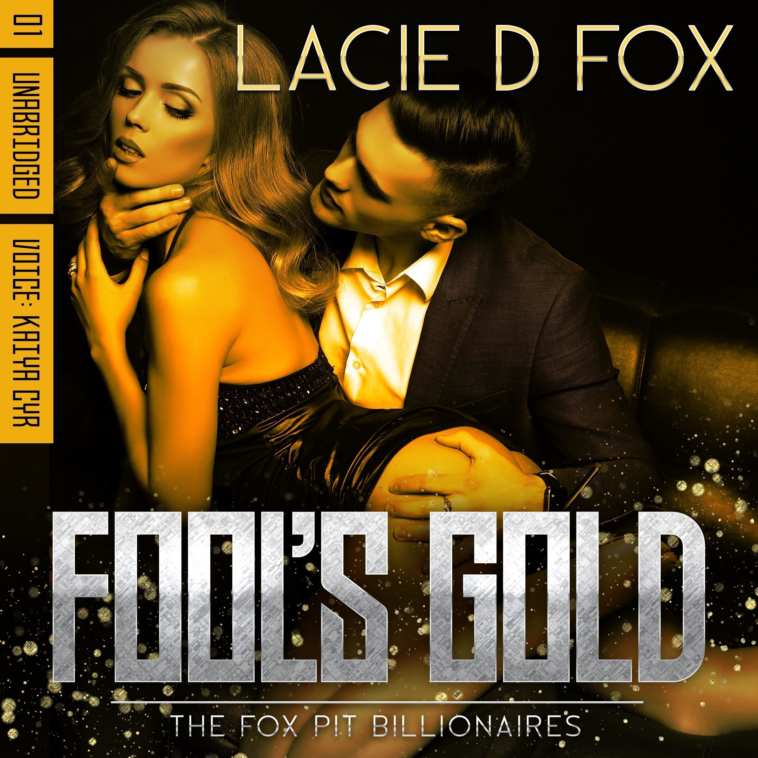 Printable Fool's Gold Audiobook Cover Art