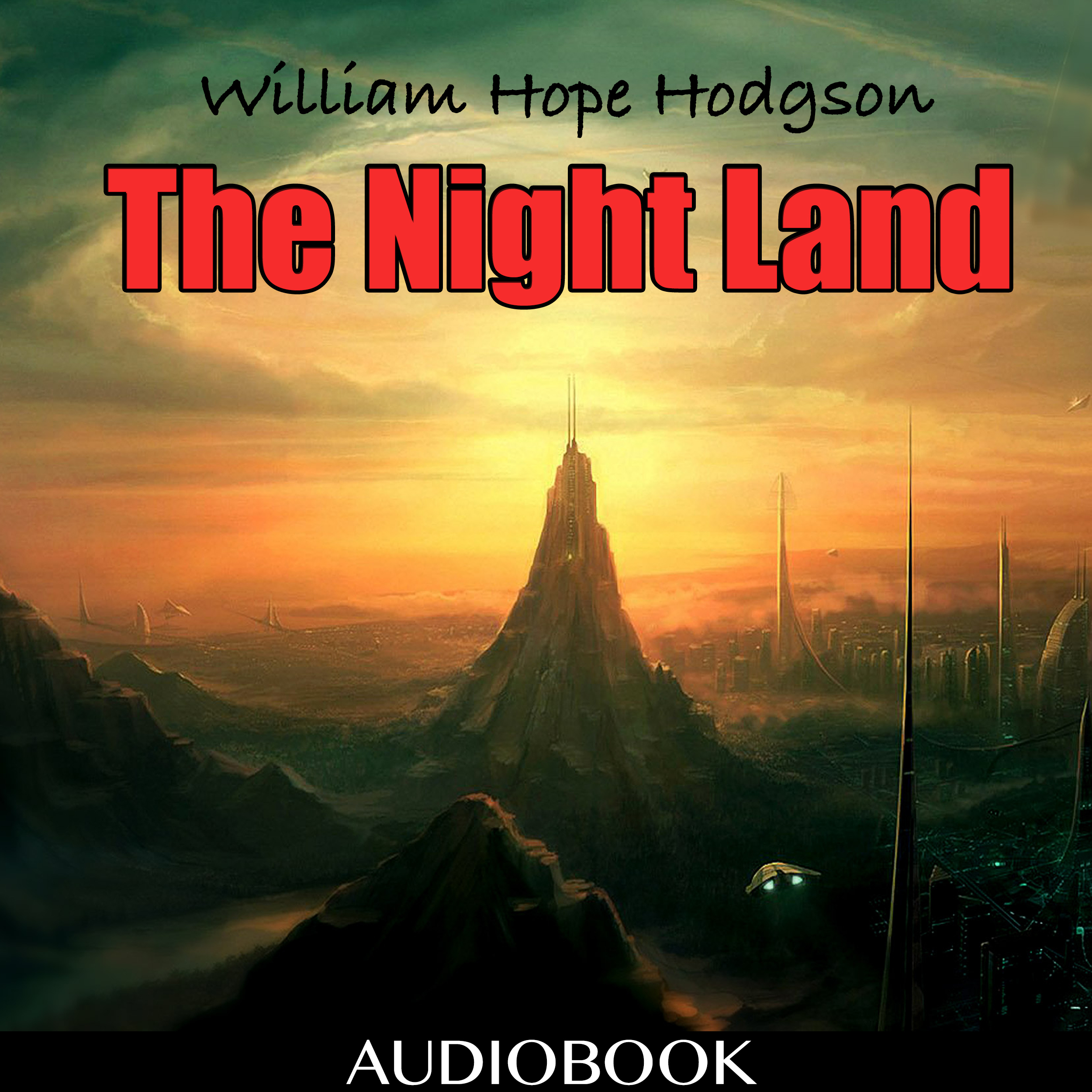 Publication: The Night Land
