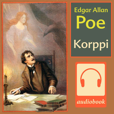 Korppi Audiobook, by Edgar Allan Poe