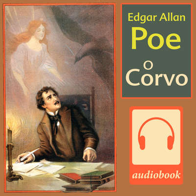 O Corvo Audiobook, by Edgar Allan Poe