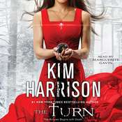 The Turn: The Hollows Begins with Death, by Kim Harrison