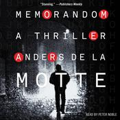 MemoRandom: A Thriller Audiobook, by Anders de la Motte