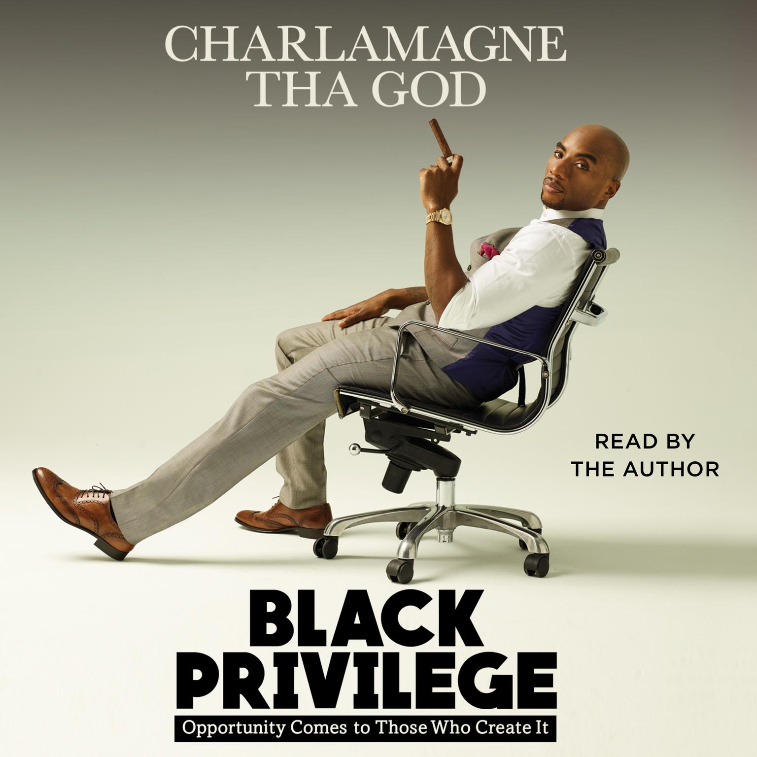 Printable Black Privilege: Opportunity Comes to Those Who Create It Audiobook Cover Art