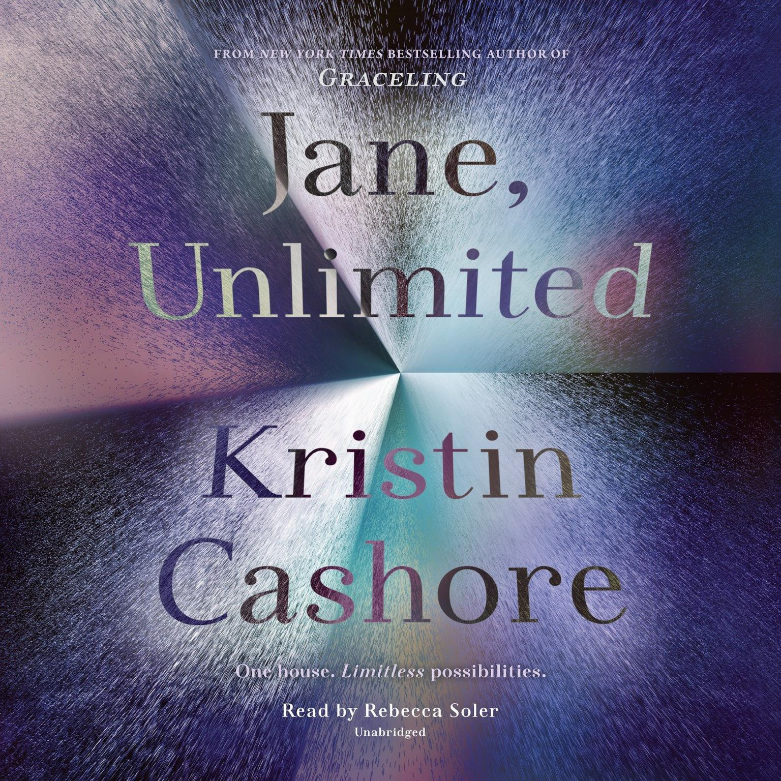 Printable Jane, Unlimited Audiobook Cover Art