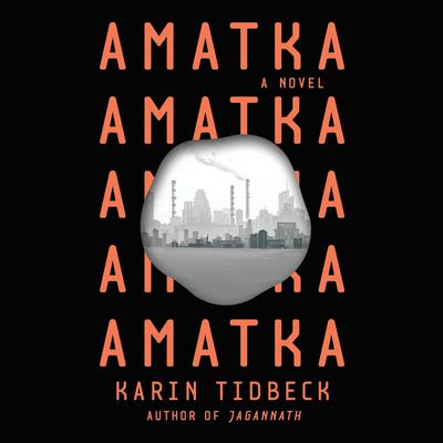 Amatka Audiobook, by Karin Tidbeck